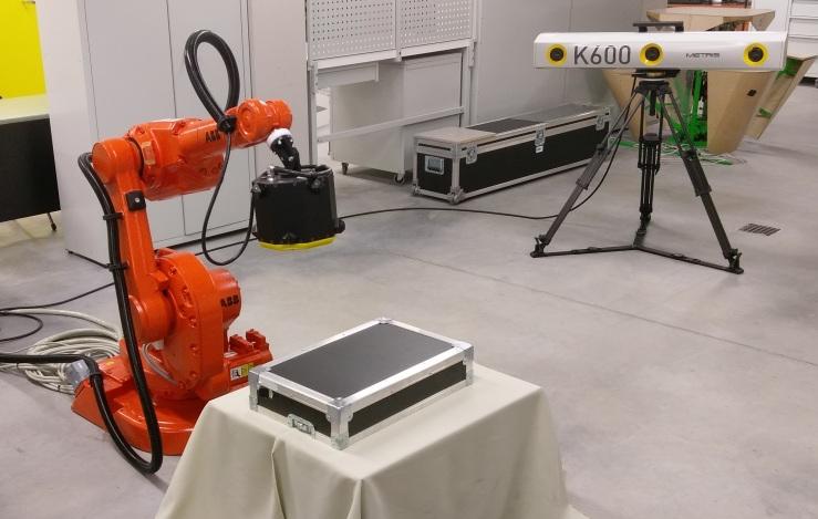 Nikon robot